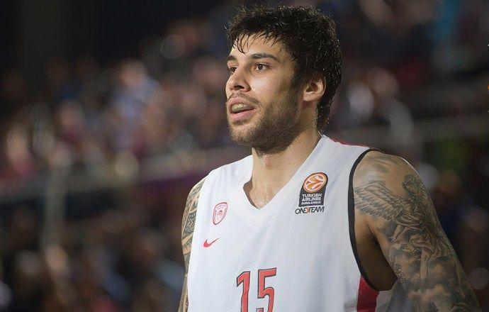 """Баскетболист """"Олимпиакоса"""" Принтезис признан самым ценным игроком Евролиги в апреле"""
