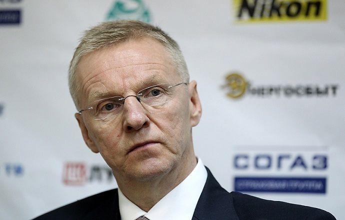 """Кари Ялонен: """"Я уверен, что сборная Финляндии способна играть намного лучше"""""""
