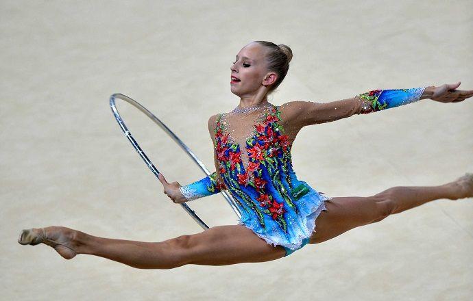 Сборная России победила в общекомандном зачёте чемпионата мира по художественной гимнастике
