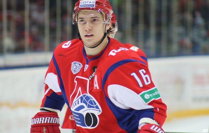 """Иржи Новотны: """"Уверен, что Плотников заиграет в НХЛ"""""""