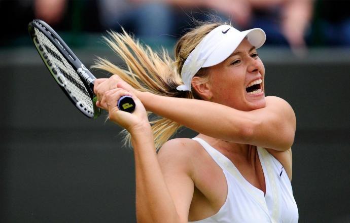 Мария Шарапова вышла в третий круг турнира в Мадриде