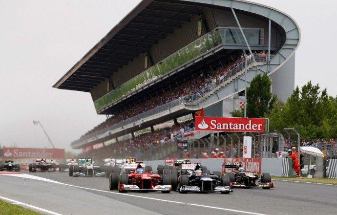 """""""Макларен"""" подтвердил смену ливреи на Гран-при Испании"""