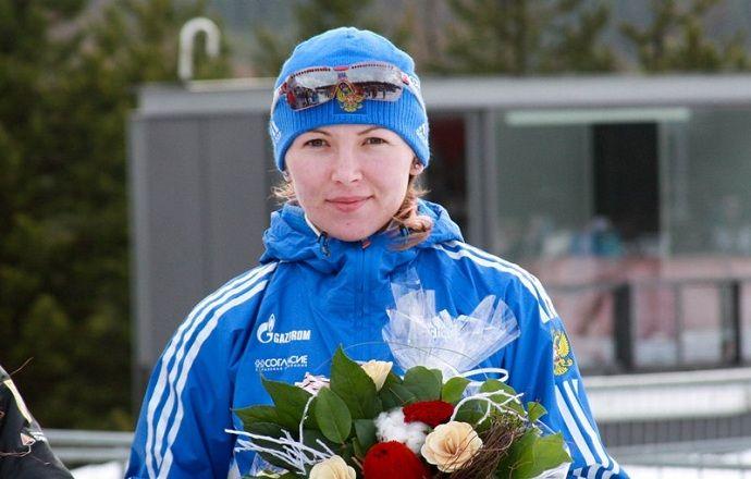 Биатлонистка Екатерина Глазырина пропустит предстоящий сезон