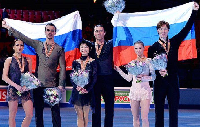 Открытые прокаты российских фигуристов пройдут 12 и 13 сентября в Сочи