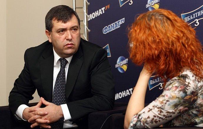 """Алишер Аминов: """"Путин обязан вмешаться в ситуацию в РФС"""""""