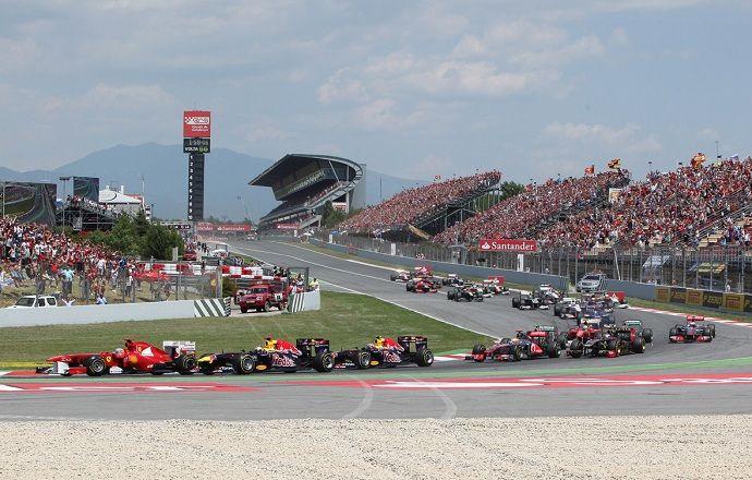 Нико Росберг одержал победу на Гран-при Испании Формулы-1