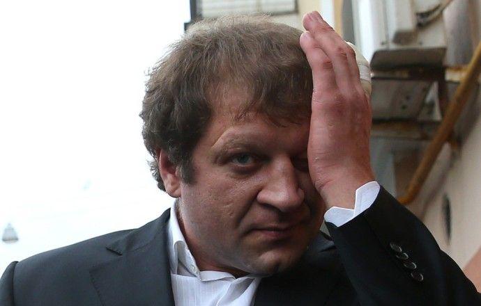 Александру Емельяненко грозит 5 лет тюрьмы