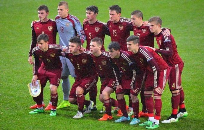 Сборная России сразится с Англией в четвертьфинале чемпионата Европы U-17