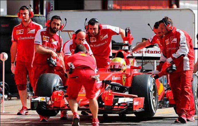 Ferrari получила 164 миллиона долларов в 2014-м году