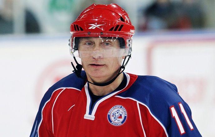 Владимир Путин может сыграть в НХЛ