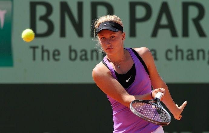 Дарья Гаврилова вышла в полуфинал турнира в Риме