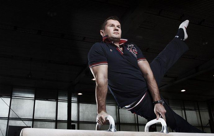 Олимпийский чемпион Алексей Немов стал полковником запаса