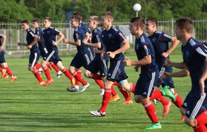 Сборная России обыграла Англию и вышла в полуфинал чемпионата Европы U17
