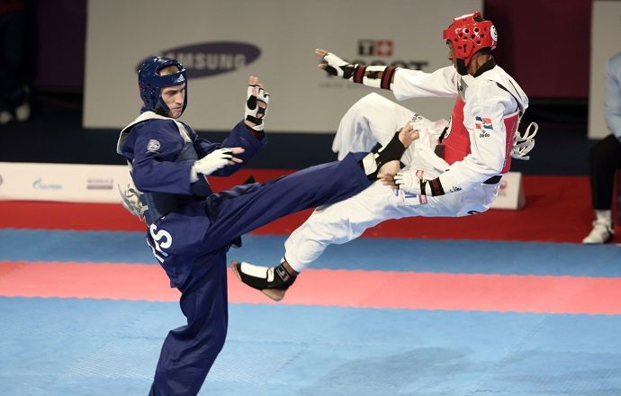 Сборная России по тхэквондо – первая по медалям на домашнем ЧМ в Челябинске