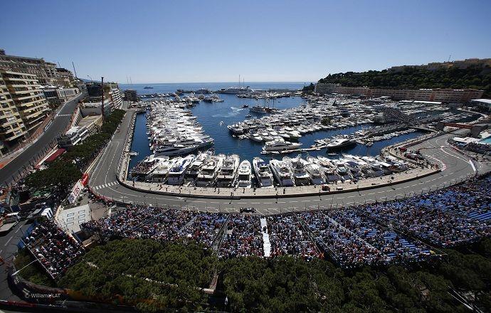 Льюис Хэмилтон показал лучшее время по итогам второй практики в Монако, Квят-5-й