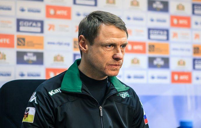 """Олег Кононов: """"Хорошо, что забили дважды в первом тайме - во втором было очень тяжело"""""""