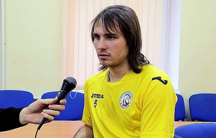 """Виталий Дьяков: """"Катастрофически играть в таких условиях, как сегодня"""""""