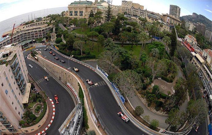 Росберг выиграл Гран-при Монако, Даниил Квят — четвёртый