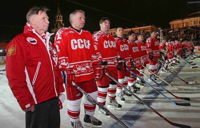 """Владислав Третьяк: """"Фетисов в своё время уехал в НХЛ. Так почему он сейчас выступает за запрет?"""""""