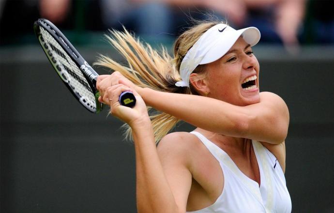 Мария Шарапова вышла во второй круг Roland Garros, где сыграет против Дьяченко