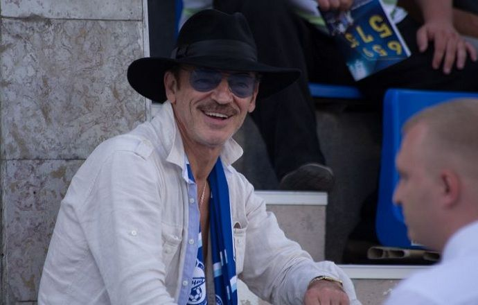 """Михаил Боярский: """"Хочется показать Европе настоящий российский футбол"""""""