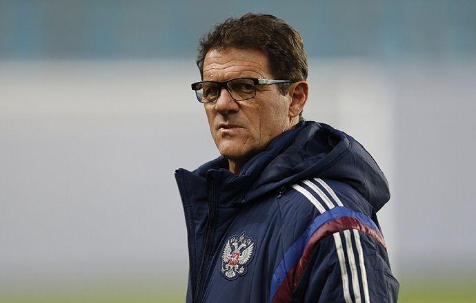 Фабио Капелло расценил отсутствие ряда наставников на тренерском совете как неуважение к РФС