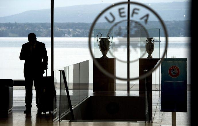 Сегодня соберётся исполком УЕФА в связи с коррупционным скандалом в ФИФА