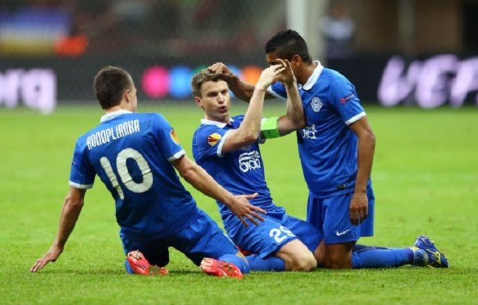 """Евгений Чеберячко: """"Было ощущение, что можем выиграть"""""""
