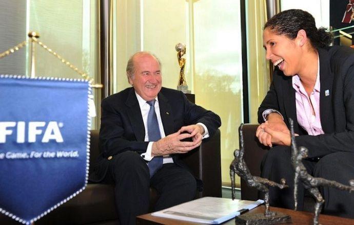 АФК подтвердила, что поддержит Блаттера на выборах главы ФИФА