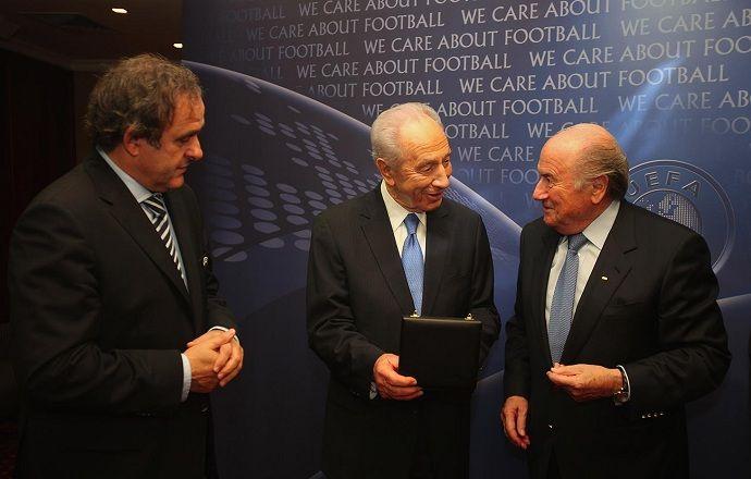 Члены УЕФА могут покинуть исполком ФИФА в случае переизбрания Блаттера
