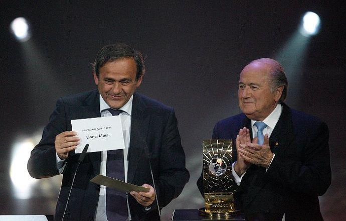 Если Блаттер уйдёт, Платини готов подумать над работой в ФИФА
