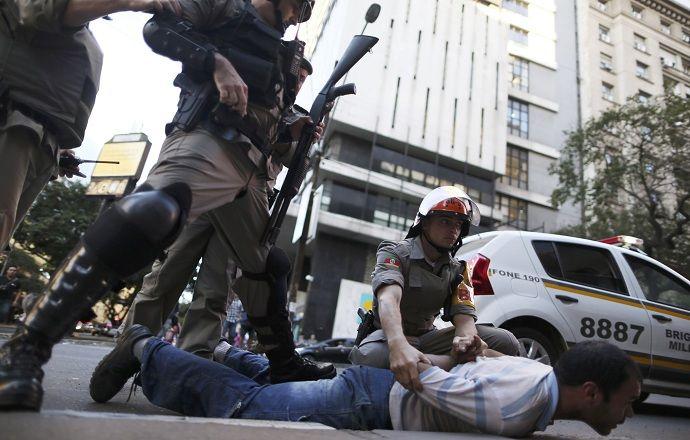 Бразильская полиция расследует факты коррупции в местном футболе