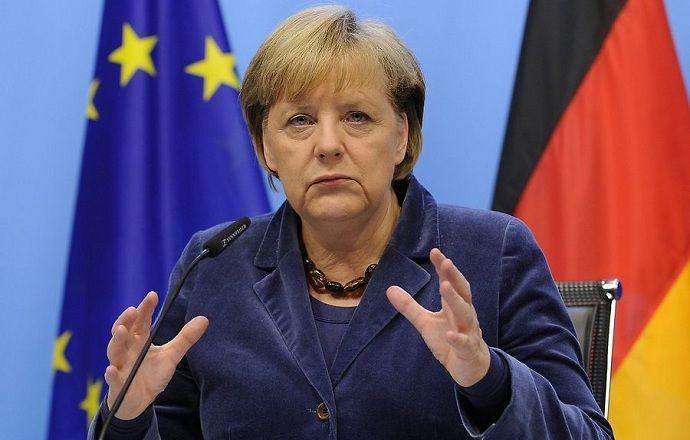 Ангела Меркель не будет рекомендовать сборной Германии бойкотировать ЧМ в России