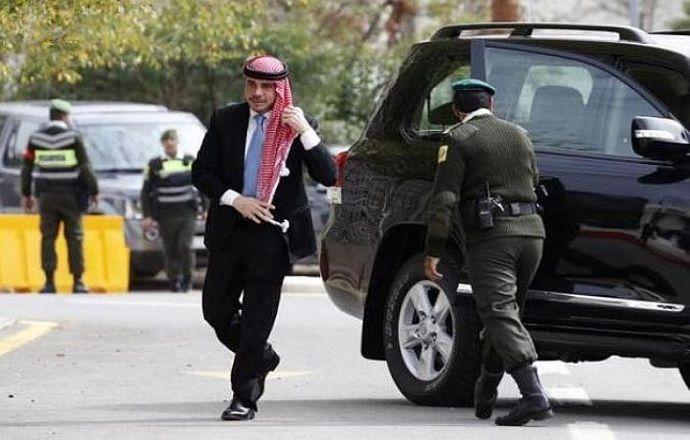 """Али бин Аль-Хусейн: """"Хочу поблагодарить всех, кто был смелым, чтобы проголосовать за меня"""""""
