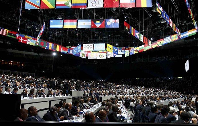 Следующий конгресс ФИФА пройдёт в мае 2016-го года в Мехико