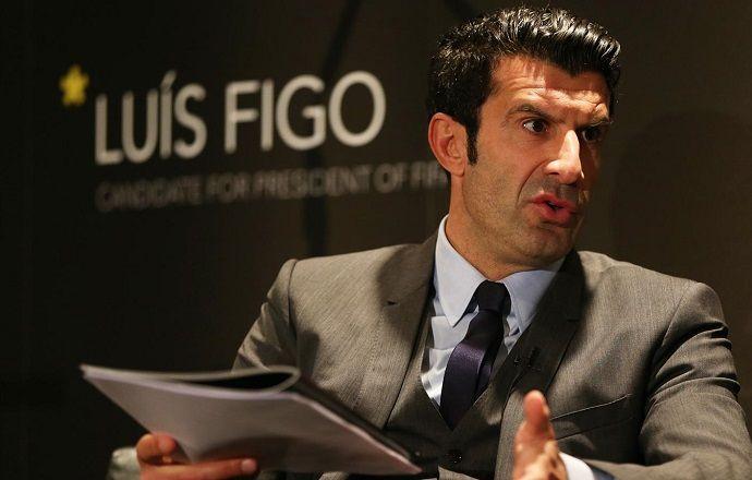 """Луиш Фигу: """"Сегодня в Цюрихе был очередной чёрный день для футбола"""""""