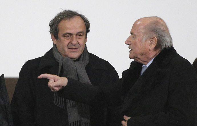 УЕФА не будет бойкотировать соревнования под эгидой ФИФА