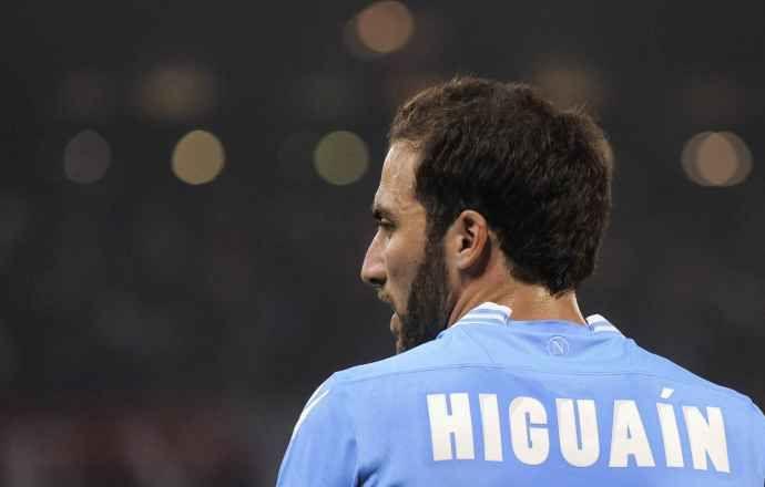 """""""Манчестер Юнайтед"""" приготовил 60 миллионов евро на Игуаина"""