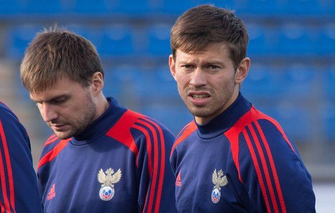 Фёдор Смолов не попал в окончательный список Фабио Капелло на ближайшие матчи сборной России