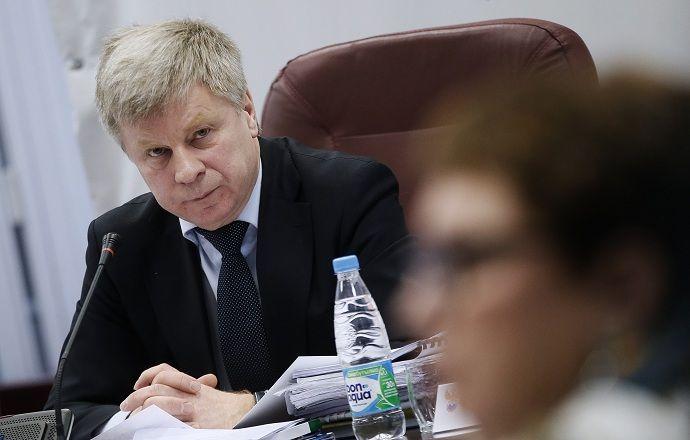 Заместитель министра спорта Юрий Нагорных не стал лоббировать отставку Толстых