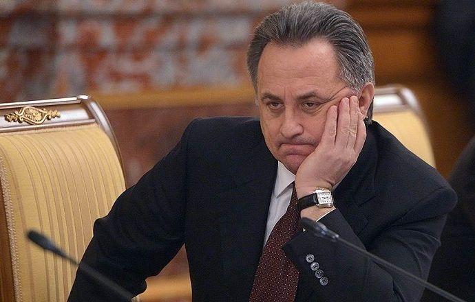 Виталий Мутко сосредоточен на работе в министерстве спорта РФ