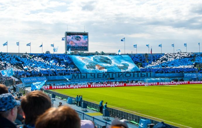 """Болельщики """"Зенита"""" хотят, чтобы Суперкубок России 2015 года прошёл во Флориде"""