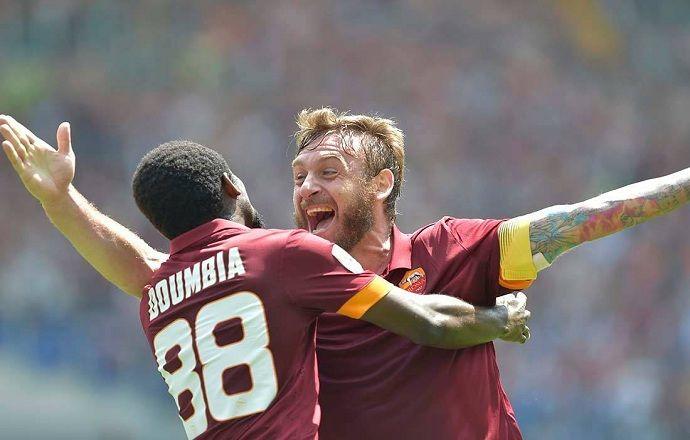 """В Италии утверждают, что """"Рома"""" хочет продать Сейду Думбия"""