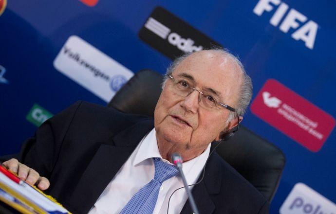 FIFPro приветствует решение Блаттера покинуть пост президента ФИФА