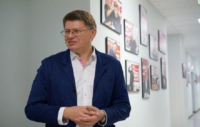 Дмитрий Курбатов претендует на пост исполнительного директора ФХР