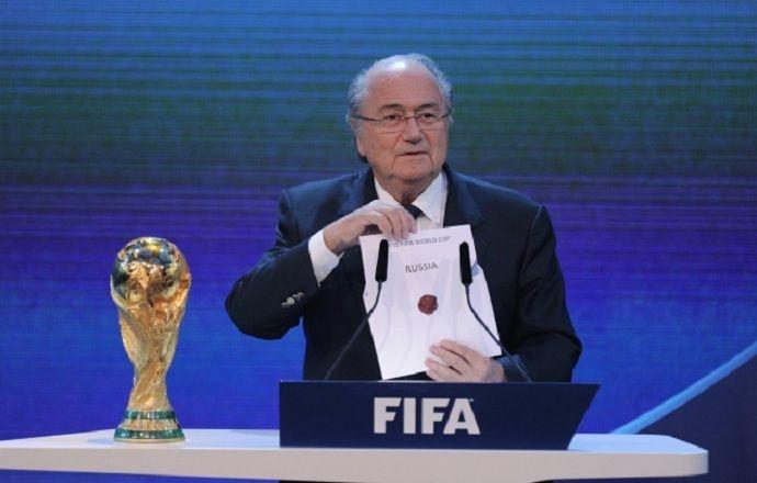 В ФИФА сообщили, что доказательств взяток по Катару и России нет