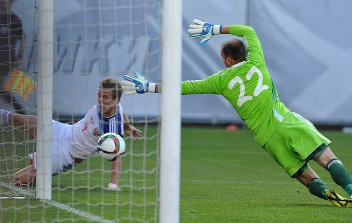 Голы дебютантов помогли России обыграть Беларусь в товарищеском матче