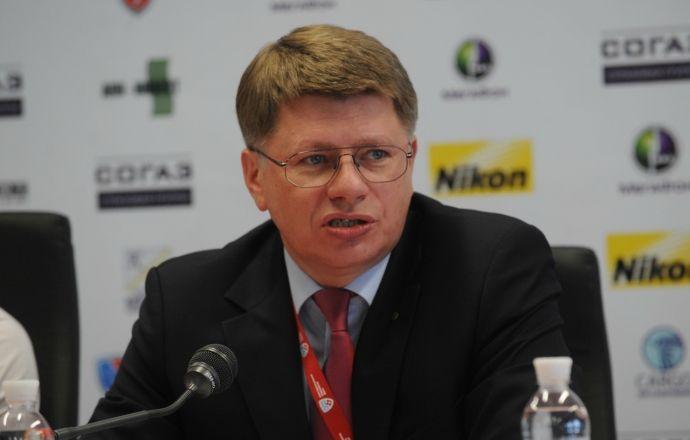 Дмитрий Курбатов  назначен на пост исполнительного директора ФХР
