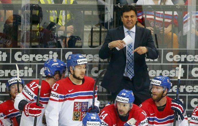 Главный тренер сборной Чехии Владимир Ружичка подал в отставку