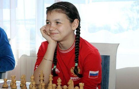 Александра Горячкина стала чемпионкой России по шахматам 2015 года